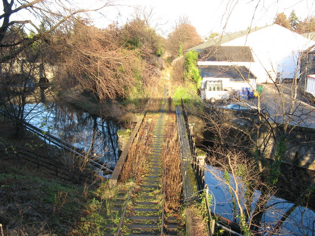 Disused Railway, Keith
