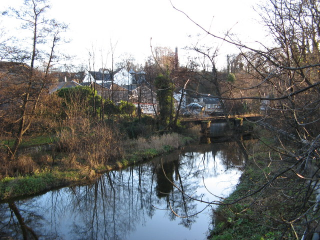 River Isla and Strathisla Distillery, Keith