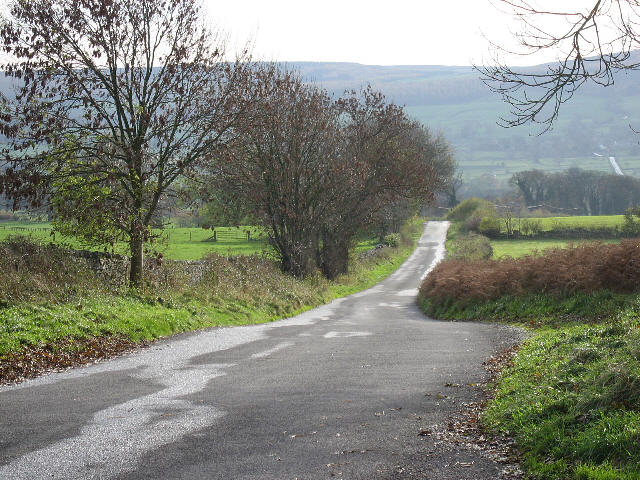 The Road To Ulshaw.