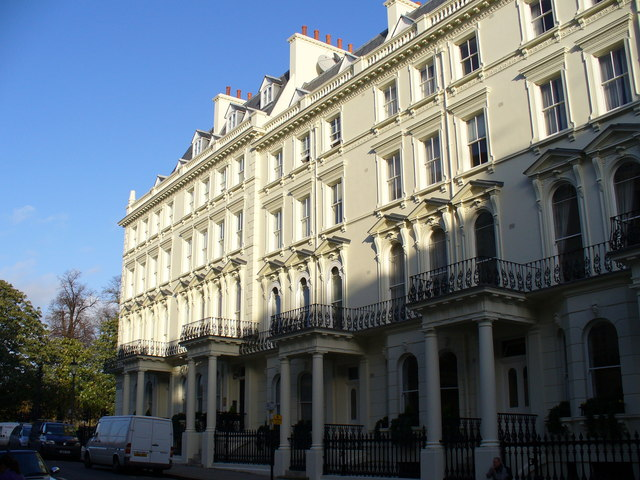 Exclusive Terraced Housing in the Royal Borough