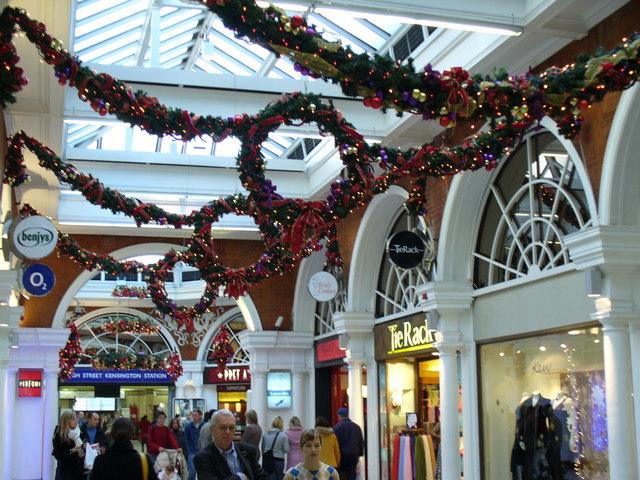 Shopping Arcade, Kensington
