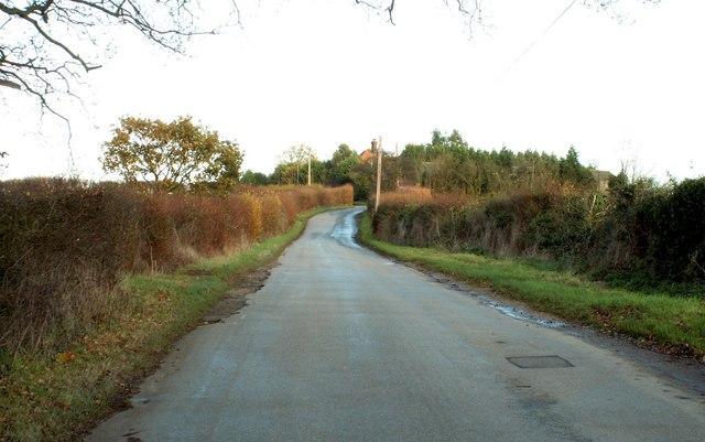 Loddart's Hill, Lodge Road