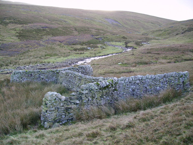 H Shaped Sheepfold