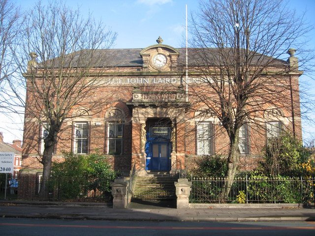 The John Laird Centre, Park Road North