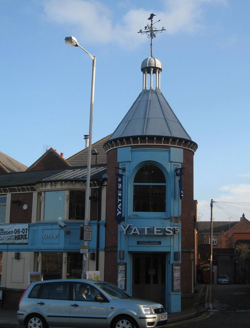 Yates' Bar, Exmouth Street