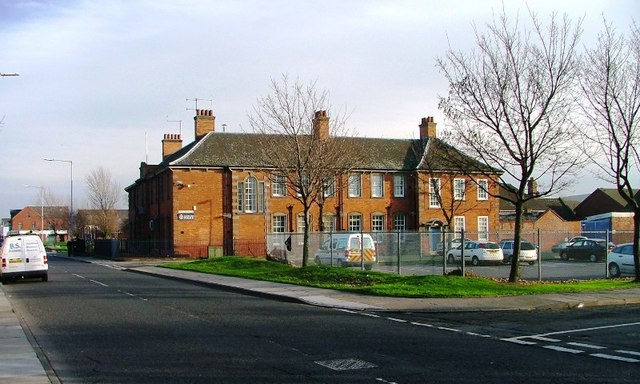 South Bank Police Station, Middlesbrough Road