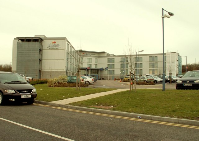 Express Holiday Inn by Stansted Airport, Essex