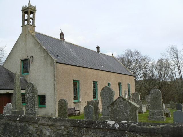 Drumblade Church