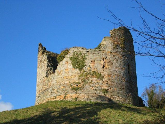 Hawarden 'Old' Castle