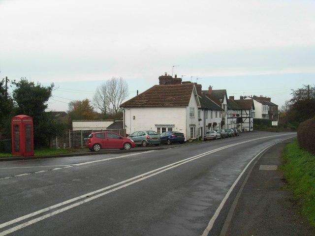 The Bellman's Cross Inn