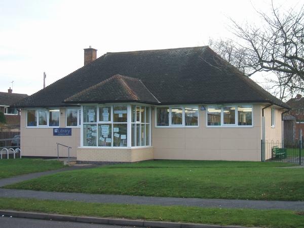 Finchfield Library