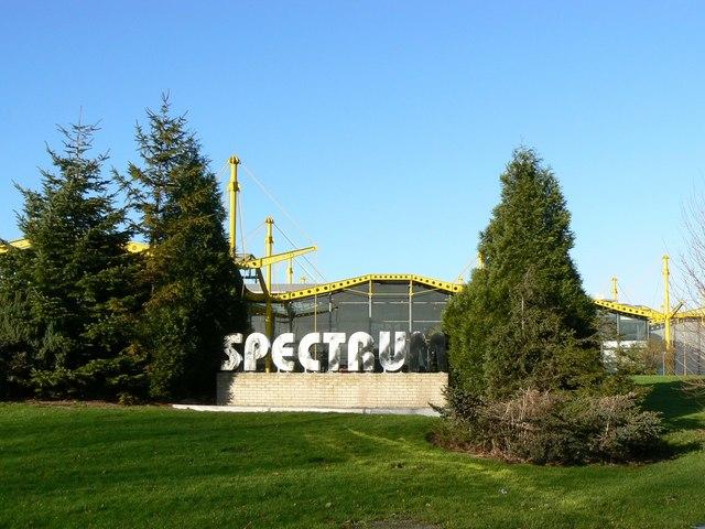 The Spectrum Building, West Swindon
