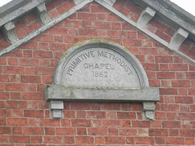 Detail of Alveley Methodist Church