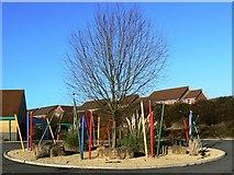 SU1186 : Peatmoor Community Primary School, West Swindon by Brian Robert Marshall