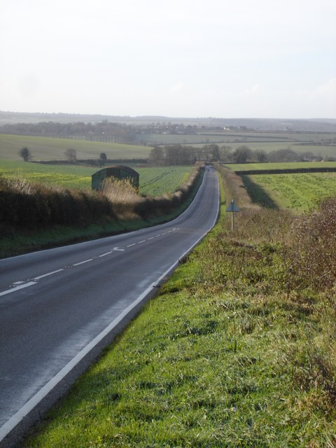 A354 to Blandford