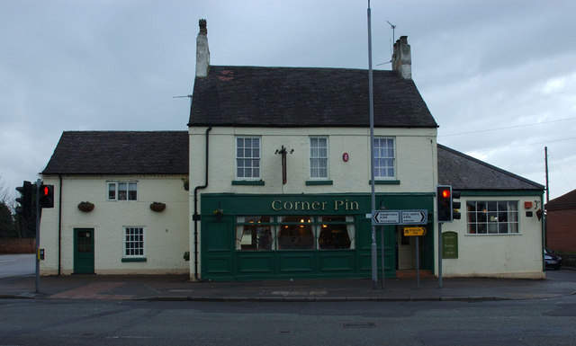 The Corner Pin, Chellaston