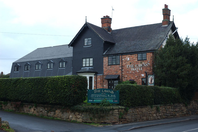 The Lawns Hotel, Chellaston