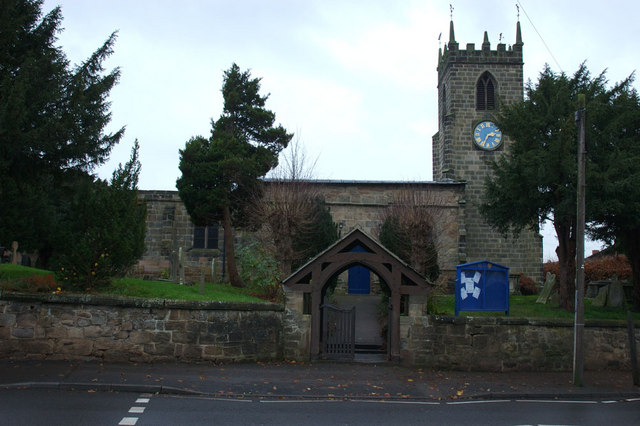 St Peter's Church, Chellaston