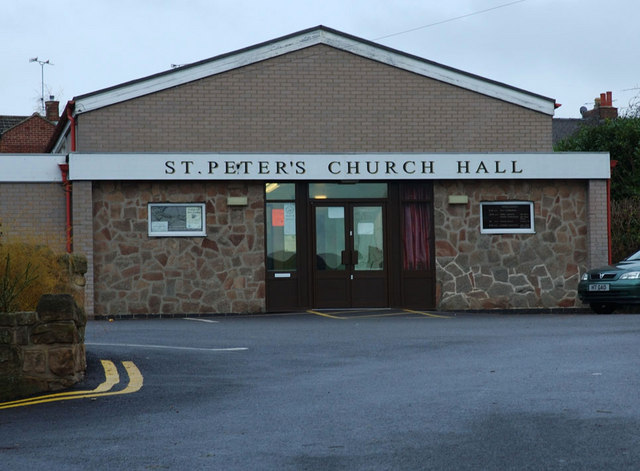 St Peter's Church Hall