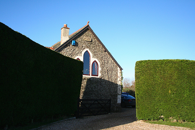 Wambrook: Wambrook Methodist Chapel