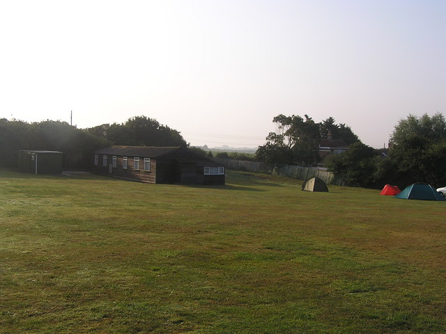 Norfolk Youth Services campsite and bunkhouse Trimingham