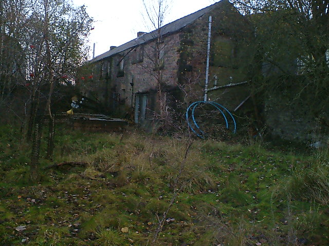 Old stables and workshops
