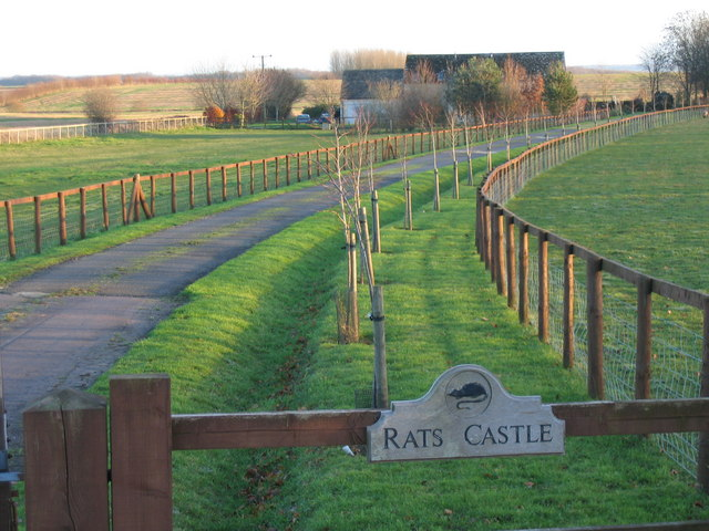 Rats Castle Driffield