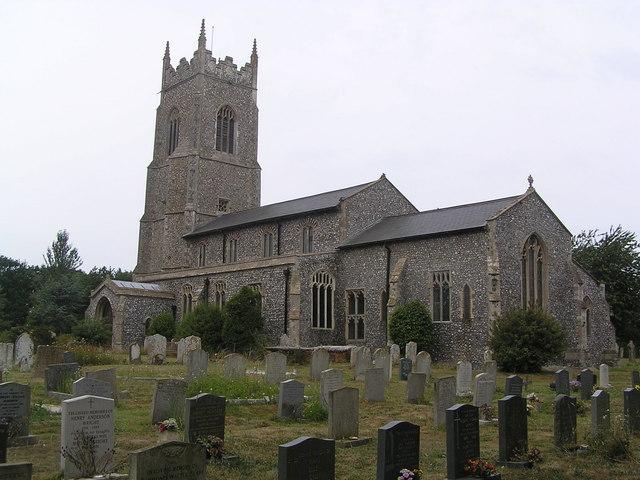 Northrepps Church
