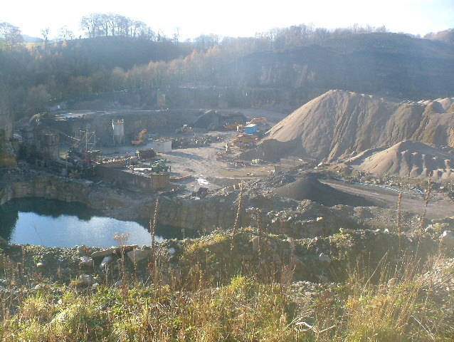 End of an era at Shiningbank Quarry