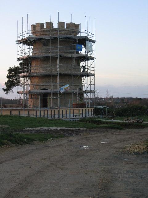 The Round Tower Siddington