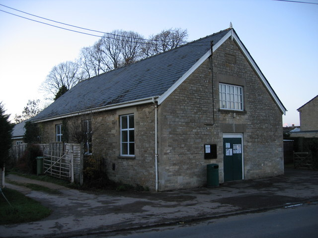 Siddington Village Hall