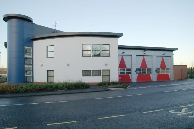 Swalwell fire station