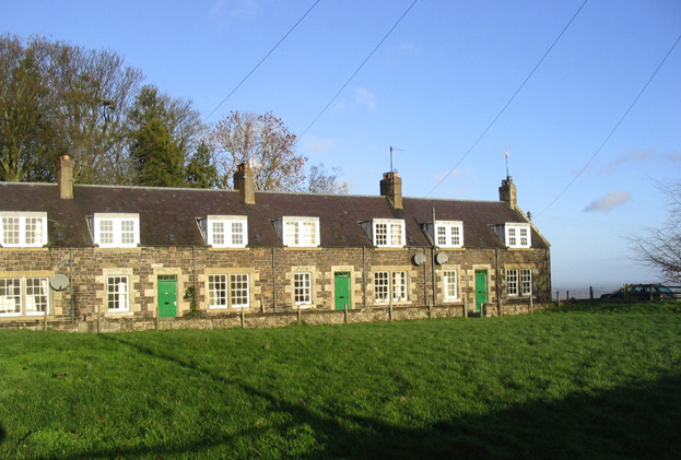 Cottages at Hoselaw