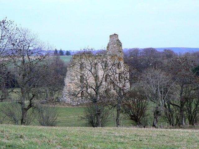 Conzie Castle