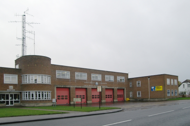 Durham fire station