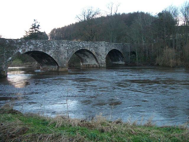 Forteviot Bridge