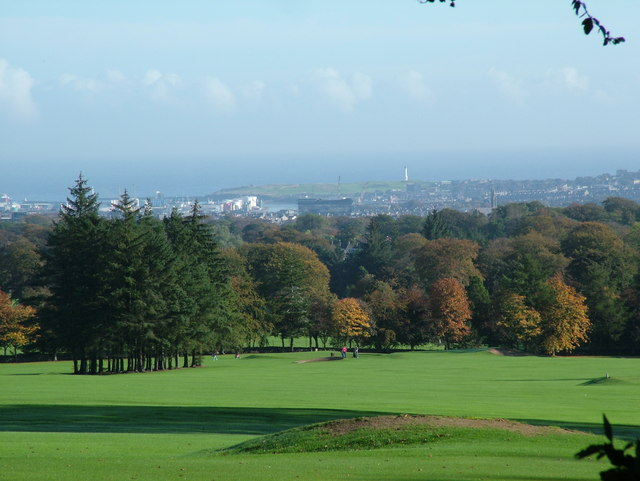 Hazlehead Golf Course