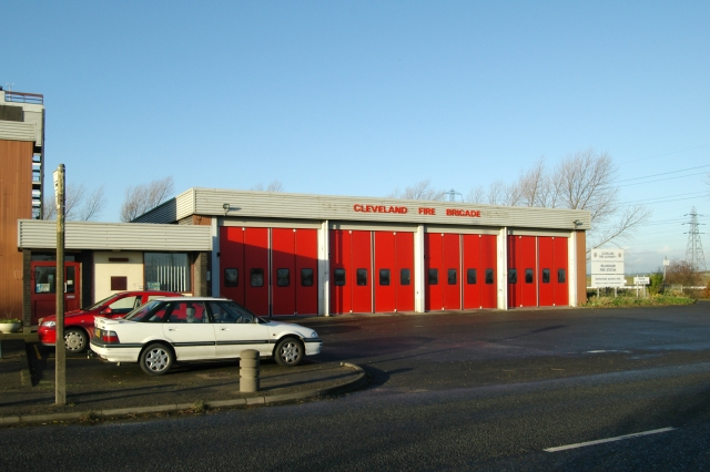 Billingham fire station