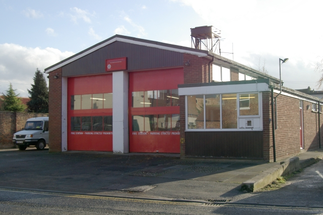 Stokesley fire station