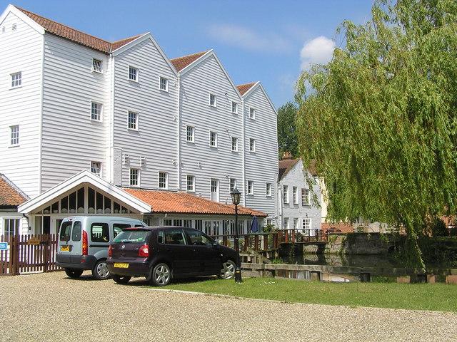 Buxton Mill