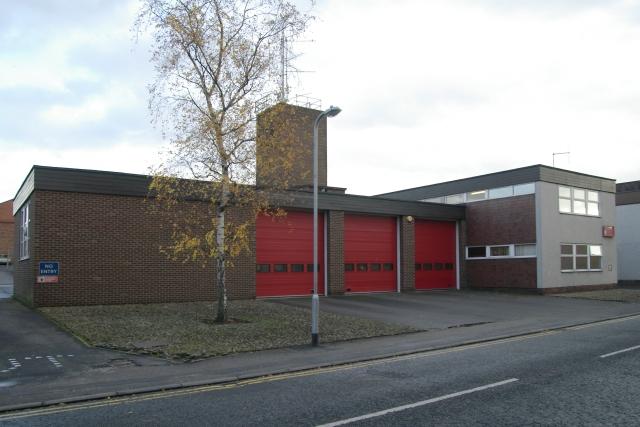 Northallerton fire station