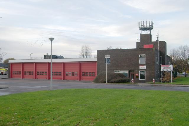 Loughborough fire station
