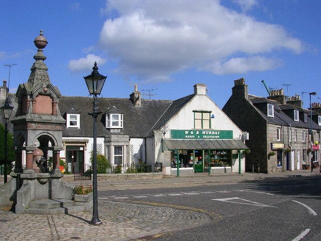 Main Street, Alford