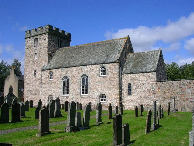 Norman Church at Monymusk