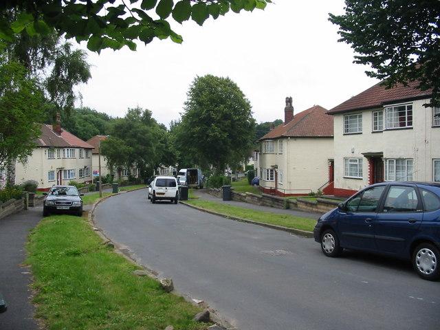 Sandringham Crescent Leeds Yorkshire