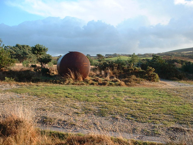 Frank's Tank by Isle of Purbeck Golf Club