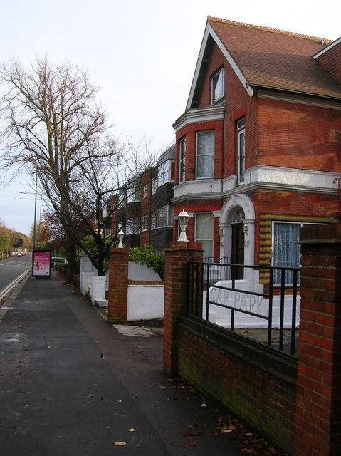 Park Nursing Home, Old Shoreham Road