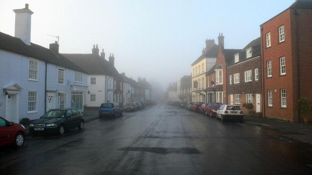 Wye in Kent