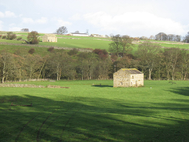 Traditional Barns