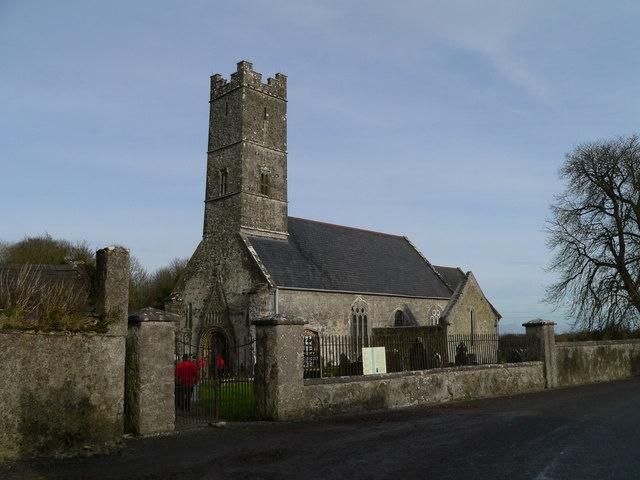 St. Brendan's Cathedral, Clonfert